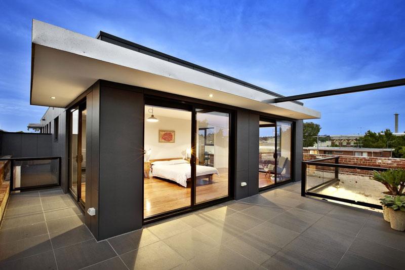 abbotsford warehouse apartments conversion melbourne australia itn architects 6 Amazing Warehouse Apartments Conversion in Melbourne