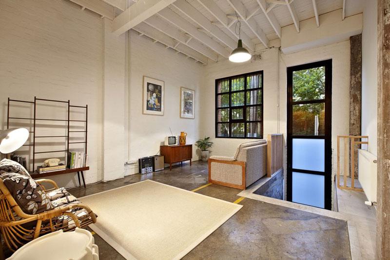 abbotsford warehouse apartments conversion melbourne australia itn architects 7 Amazing Warehouse Apartments Conversion in Melbourne