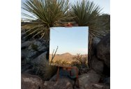 Desert Landscape Portraits Using a Mirror and Easel