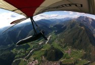 Picture of the Day: Hang Gliding Over Soca Valley, Slovenia