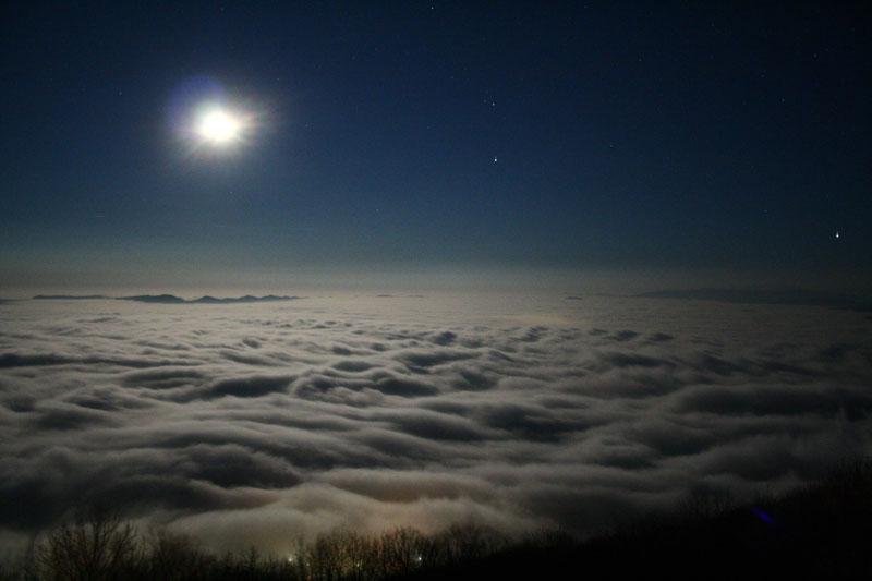 okoltchitsa monument vratshanski balkan vratsa bulgaria Picture of the Day: A Sea of Clouds in Bulgaria