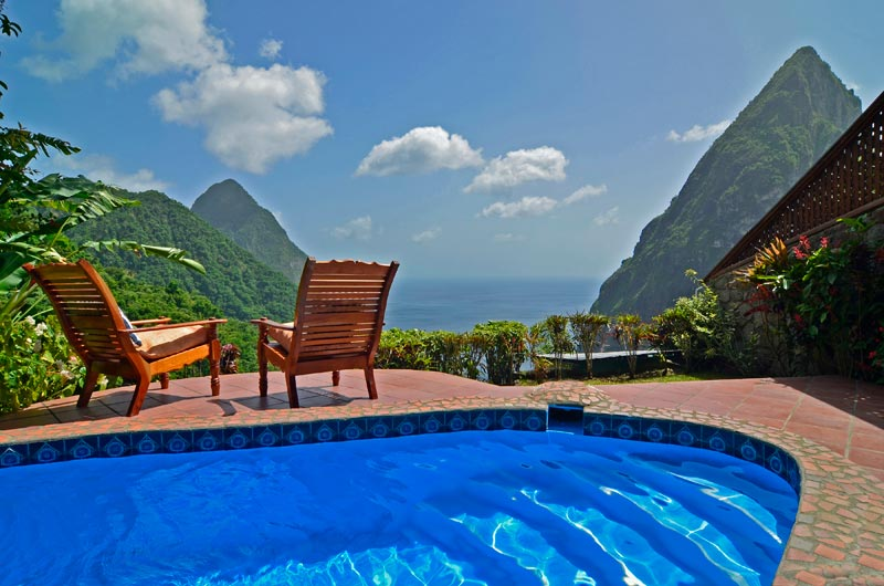 open wall resort st lucia ladera 17 The Open Wall Resort in St. Lucia [20 pics]