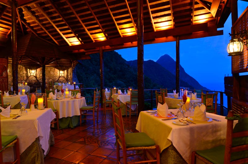 open wall resort st lucia ladera 19 The Open Wall Resort in St. Lucia [20 pics]