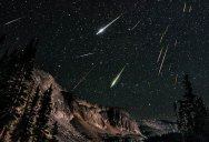 Picture of the Day: The Perseids Meteor Shower