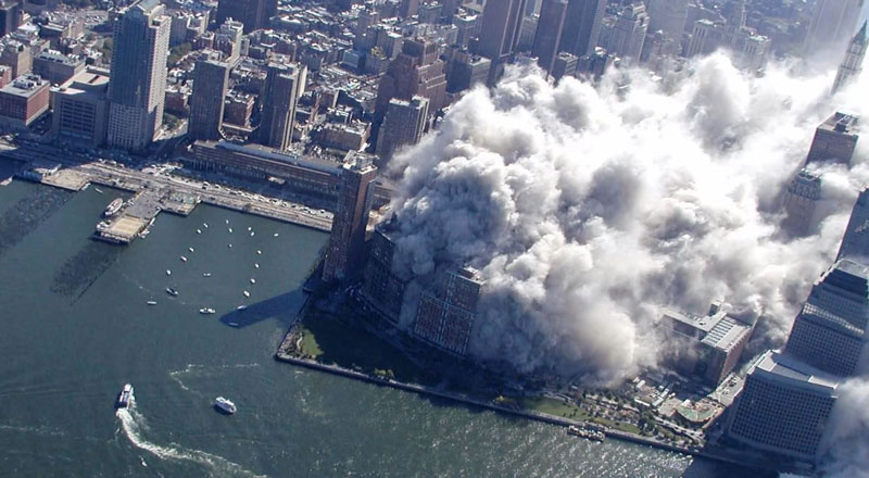 september 11 attacks boat evacuation 1 The Largest Sea Evacuation in History