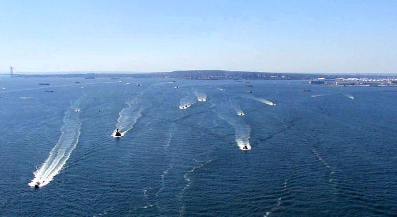 september 11 attacks boat evacuation 3 The Largest Sea Evacuation in History
