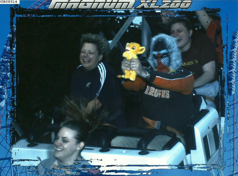 simba lion king roller coaster ride picture The Shirk Report   Volume 179