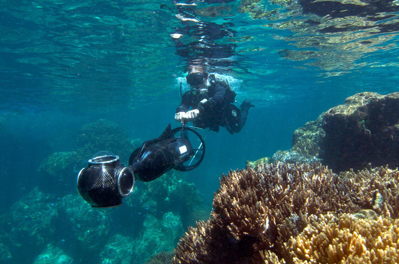 svii camera catlin seaview survey Google Adds First Underwater Panoramas to Maps and Street View