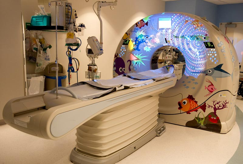 These Kid-Inspired Hospital Interiors are Simply Awesome