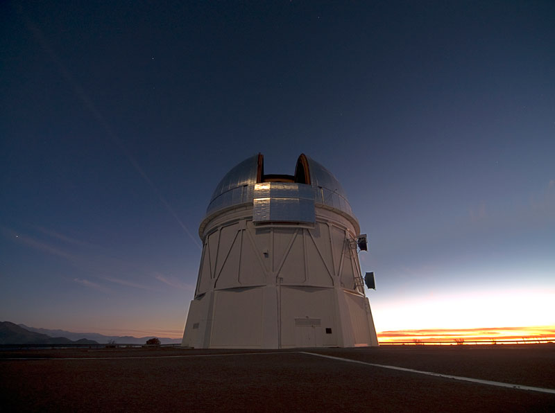 the blanco telescope in chile The Most Powerful Digital Camera in the World