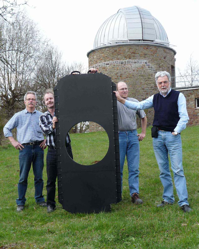 the largest shutter in the world dark energy camera The Most Powerful Digital Camera in the World