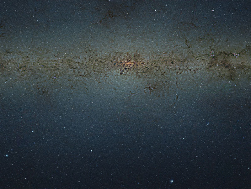 84 million stars one image milky way gigapixel mosaic Picture of the Day: 84 Million Stars in One Image