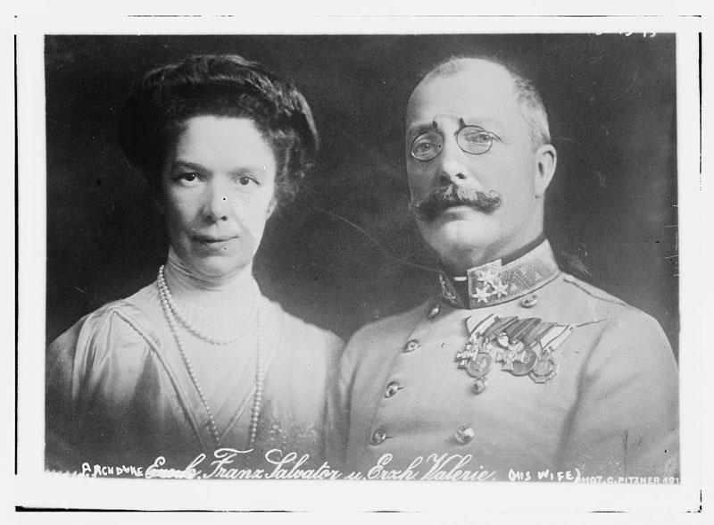 archduke franz salvatore 25 Vintage Mustaches