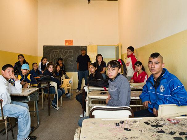 argentina buenos aires san fernando year 3 secondary classroom portraits julian germain 18 Classroom Portraits Around the World