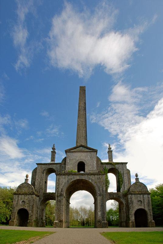 conollys folly the obelisk kildare ireland 10 Extravagant Buildings That Serve No Purpose