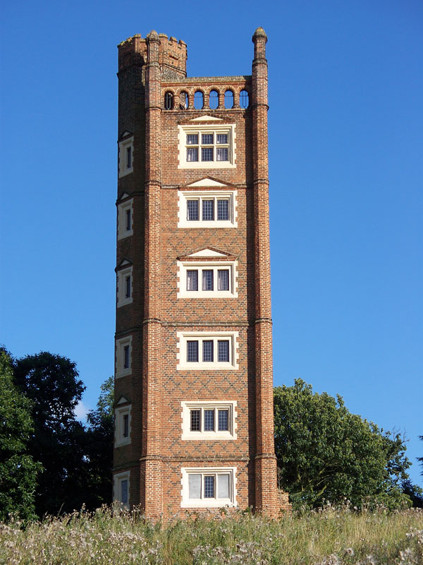freston tower folly ipswich suffolk 10 Extravagant Buildings That Serve No Purpose