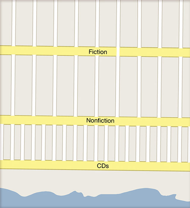 funny google maps illustrations christoph niemann new york times abstract city 3 12 Clever Google Maps Illustrations