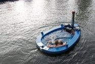 Check Out This Hot Tub Tug Boat