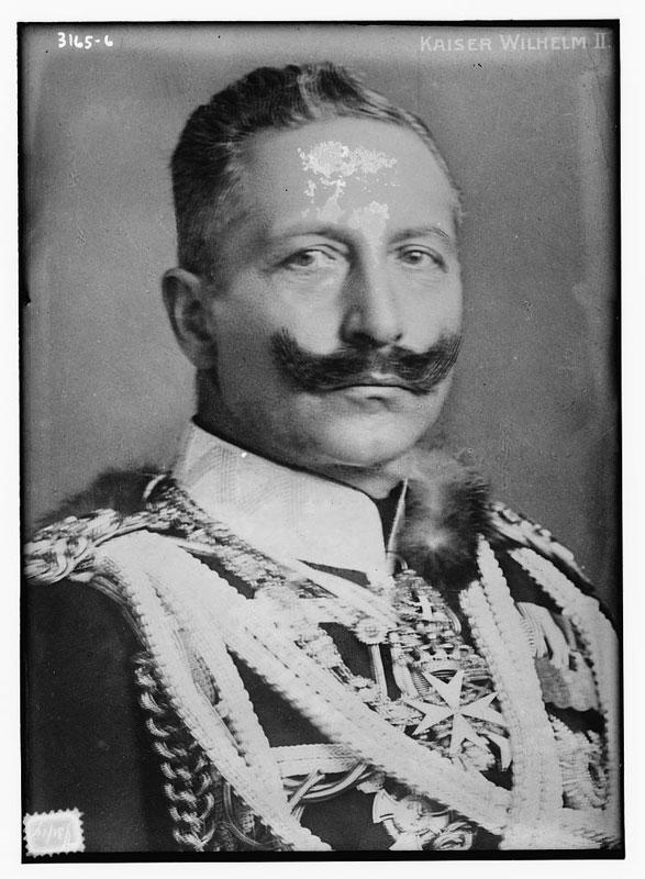 kaiser wilhelm ii mustache 25 Vintage Mustaches