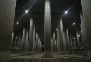 Picture of the Day: Subterranean Super-Columns in Japan