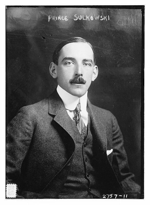 prince sulkowski vintage mustache 25 Vintage Mustaches