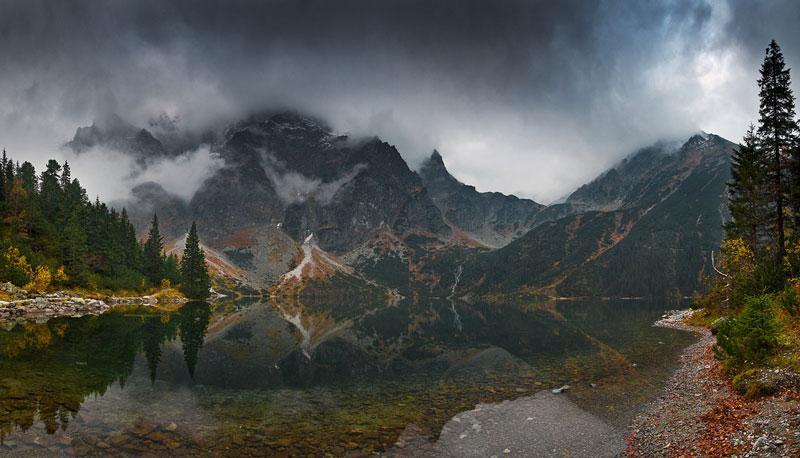 tatra mountains tatras tallest in poland and slovakia 3 A Photo Tour of the Tallest Mountains in Poland