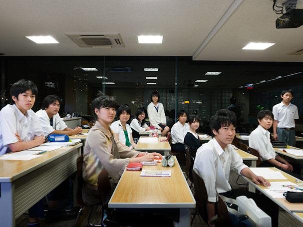 tokyo japan grade 5 classical japanese classroom portraits julian germain 18 Classroom Portraits Around the World