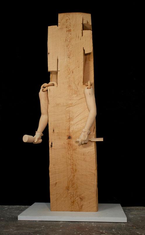 wood sculptures dan webb 11 10 Astonishing Wood Sculptures by Dan Webb