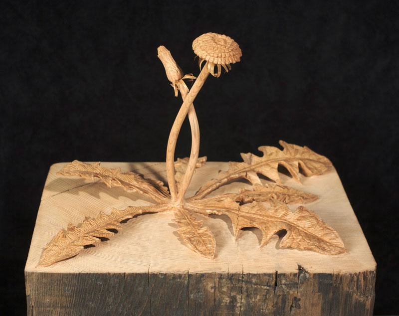 wood sculptures dan webb 14 10 Astonishing Wood Sculptures by Dan Webb