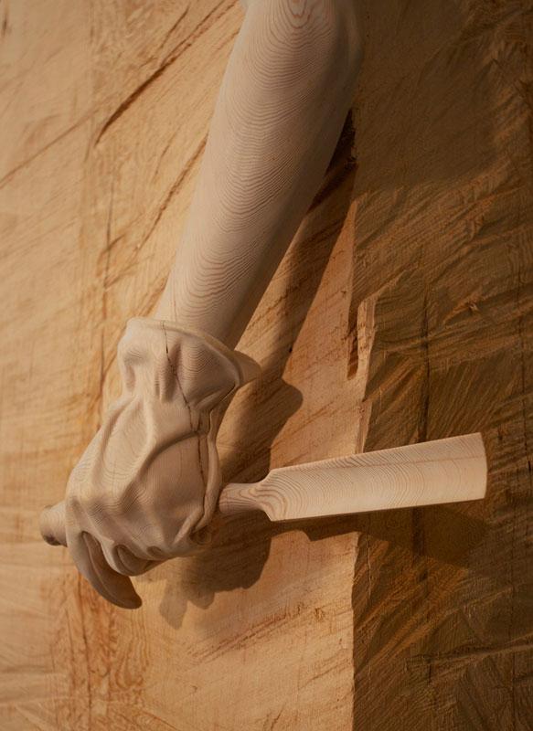 wood sculptures dan webb 2 10 Astonishing Wood Sculptures by Dan Webb