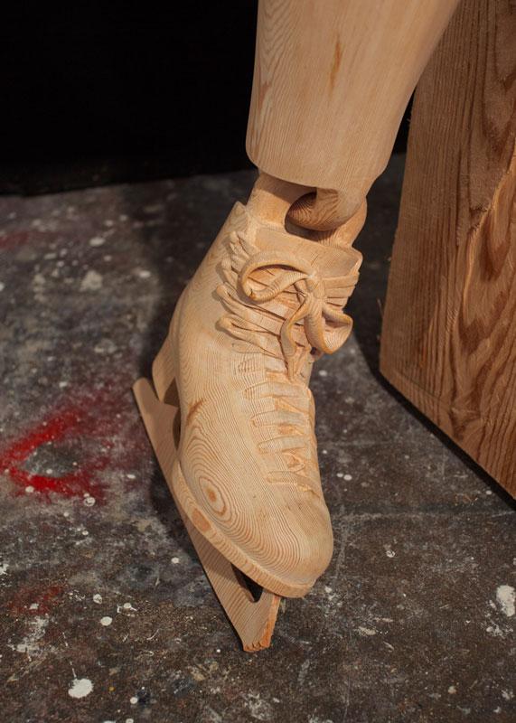 wood sculptures dan webb 21 10 Astonishing Wood Sculptures by Dan Webb