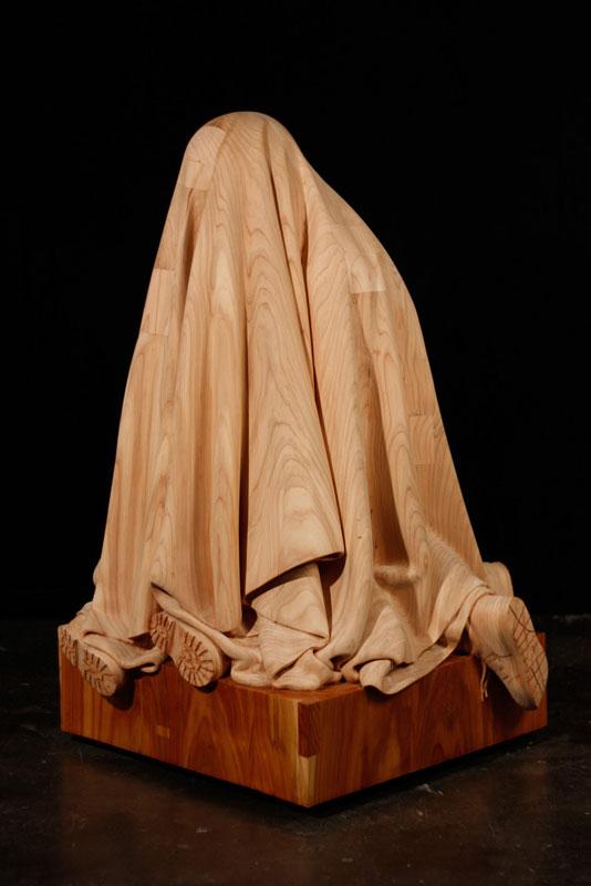 wood sculptures dan webb 5 10 Astonishing Wood Sculptures by Dan Webb