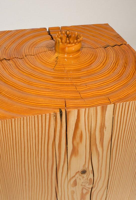 wood sculptures dan webb 7 10 Astonishing Wood Sculptures by Dan Webb