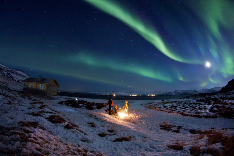 8 finnmark norway aurora borealis northern lights An Incredible Photo Tour of Norway
