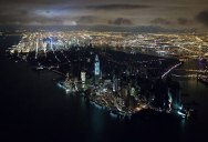 The Story Behind the Blacked-Out Photo of New York