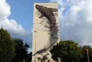 Twisted Metal Street Art Murals by DALeast