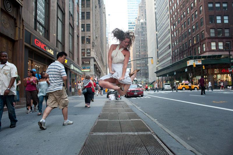 dancers among us as marilyn monroe jennifer jones The Dancers Among Us [21 Pics]