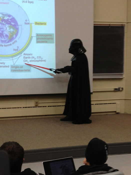 darth vader lecture halloween costume The 40 Best Halloween Costumes of 2012