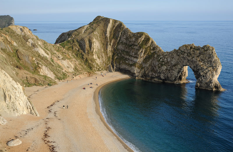 Picture of the Day: The Durdle Door Limestone Arch