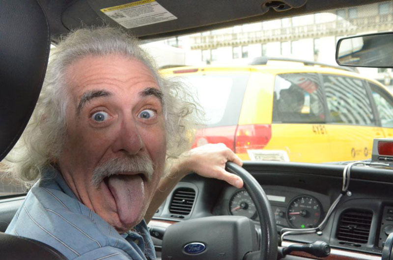 einstein taxi driver The Shirk Report   Volume 187