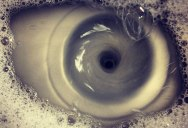 Picture of the Day: The Eye of the Drain