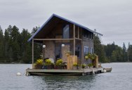 Picture of the Day: A Cabin That Floats