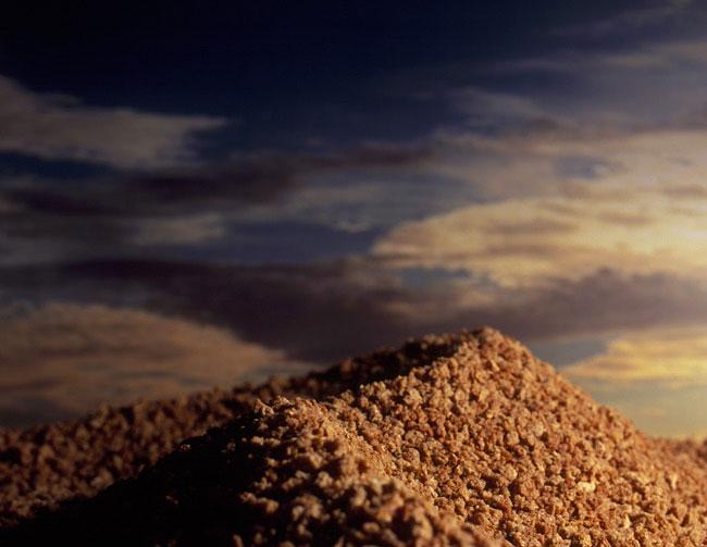 grape nuts dune ernie button The Secret World of Cereal Landscapes