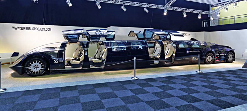 high speed superbus concept vehicle netherlands 10 High Speed Superbus Aims to Disrupt Personal Transport Industry