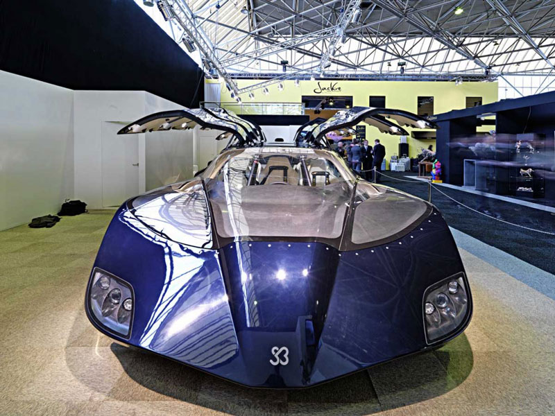 high speed superbus concept vehicle netherlands 8 High Speed Superbus Aims to Disrupt Personal Transport Industry