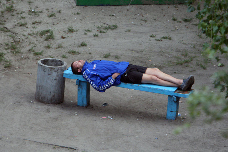 life of a bench eugene kotenko 11 The Life of a Bench in the Ukraine