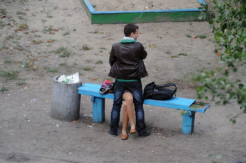 life of a bench eugene kotenko 12 The Life of a Bench in the Ukraine