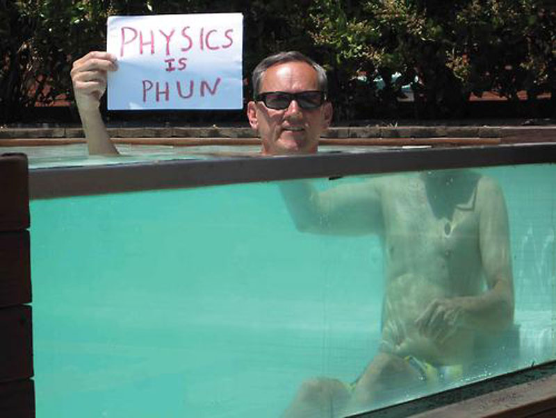 light refraction physics is fun The Shirk Report   Volume 189