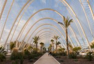 Picture of the Day: The Umbracle in Valencia, Spain