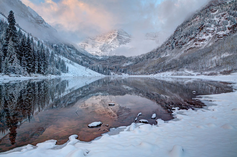 Picture of the Day: The Maroon Bells of Colorado